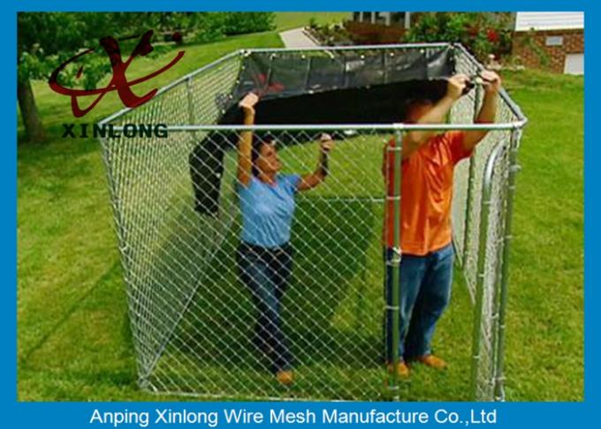 Durable Animal Enclosure Mesh , Zoo Wire Mesh High Anti Corrosion