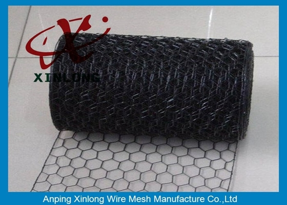 Çin Galvanized Hexagonal Wire Mesh PVC Coated Rabbit Wire Mesh Fence For Farm Tedarikçi