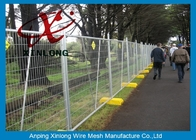 Çin Free Standing Temporary Fencing Panels For Building Site Simple Design şirket