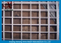 Çin Easily Assembled Galvanized Welded Wire Mesh Fence For Concrete Plain Weave Style şirket