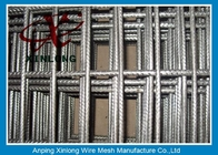 Çin Custom Reinforcing Wire Mesh For Surface Beds Rebar / Steel Rod Material Fabrika