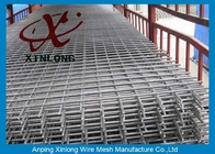 Çin Various Aperture Reinforcing Welded Wire Mesh For Concrete Slabs Square Hole Shape  Fabrika